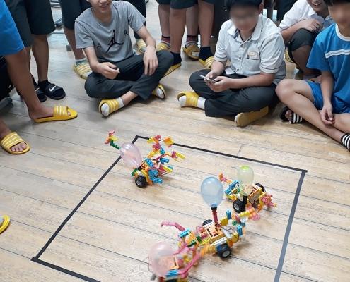 고등학생 로봇공학