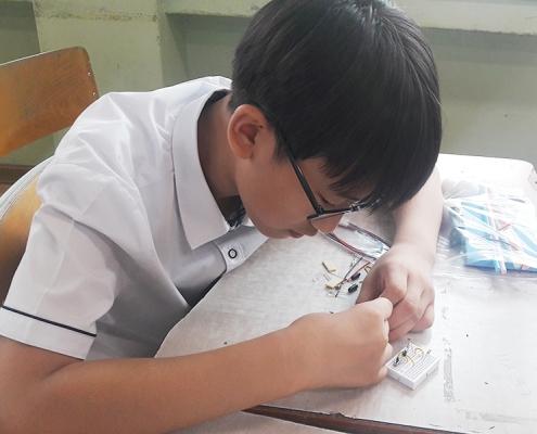 전기공학자 고등학생 체험
