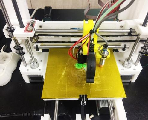 고등학생 3D프린팅 체험