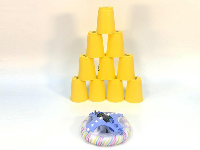 호버컬링볼 체험