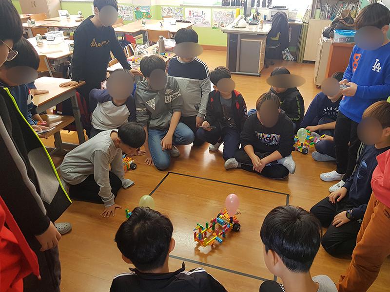 로봇공학자 초등학생 체험